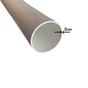 Труба для встроенного пылесоса