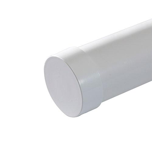 Заглушка на трубу встроенного пылесоса