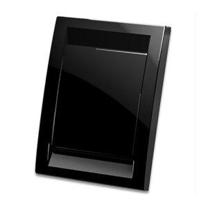 Пневморозетка Deco черная для встроенного пылесоса